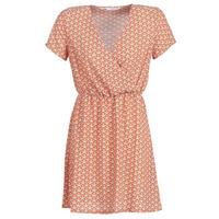 textil Mujer vestidos cortos Only ONLTULIPE Naranja