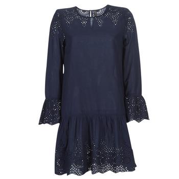 textil Mujer Vestidos cortos Only ONLALBERTHE Marino