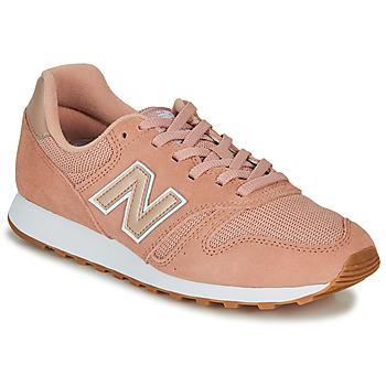 Zapatos Mujer Zapatillas bajas New Balance NB WL373PSW Rosa