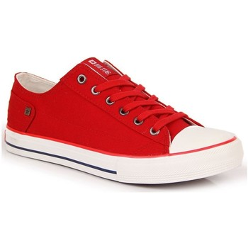 Zapatos Mujer Zapatillas bajas Big Star INT1092B Rojo