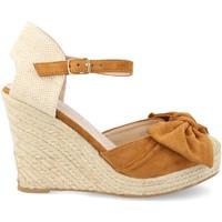 Zapatos Mujer Alpargatas H&d HD-296 Camel