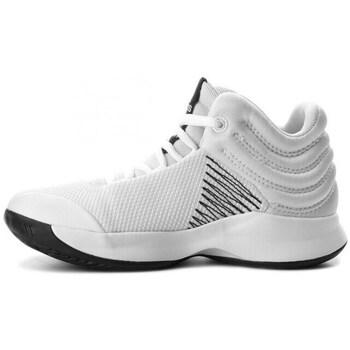 Zapatos Niños Baloncesto adidas Originals Pro Spark Blanco