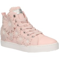 Zapatos Niña Zapatillas altas Geox J9204L 00011 J CIAK Rosa