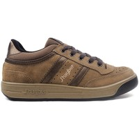 Zapatos Hombre Fitness / Training J´hayber Zapatillas J´hayber Olimpo Taupe Marrón