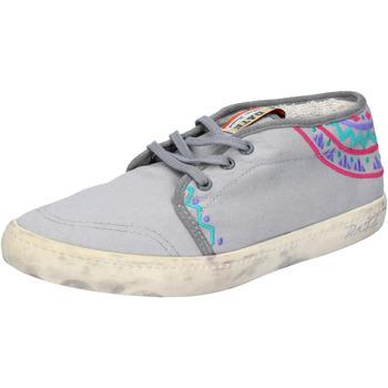 Zapatos Mujer Zapatillas bajas Date AP518 gris