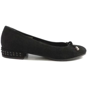 Zapatos Mujer Bailarinas-manoletinas Guido Sgariglia bailarinas negro gamuza ay112 negro