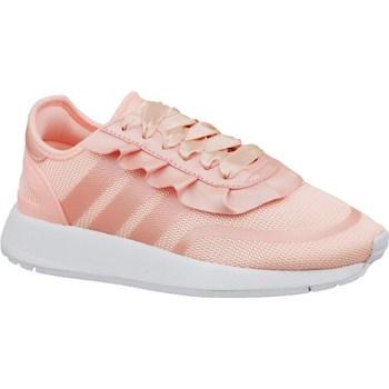 Zapatos Niña Zapatillas bajas adidas Originals N5923 J Rosa