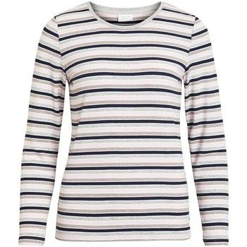 textil Mujer Camisetas manga larga Vila VIMULTICA Multicolor