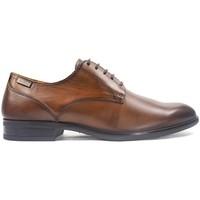Zapatos Hombre Derbie & Richelieu Pikolinos Zapatos  M7J-4187 Cuero Marrón