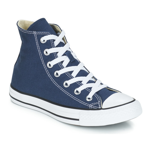 Zapatos Zapatillas altas Converse CHUCK TAYLOR ALL STAR CORE HI Marino