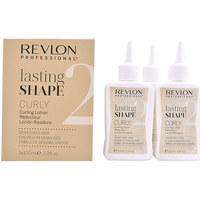 Belleza Acondicionador Revlon Lasting Shape Curling Lotion 3 X  100 ml