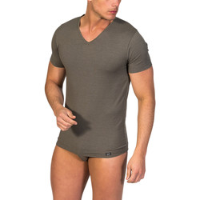 textil Hombre camisetas manga corta Zd Zero Defects Camiseta interior de hombre ZD de manga corta de soja Alga