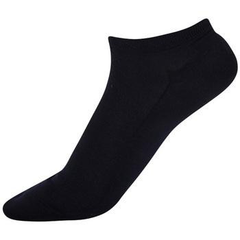 Accesorios textil Hombre Calcetines Zd - Zero Defects Calcetín tobillero soja Negro