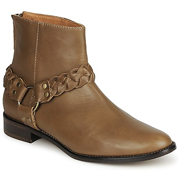 Zapatos Mujer Botas de caña baja Emma Go MARLON Marrón