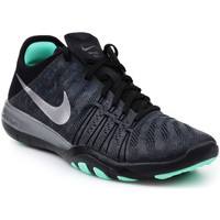 Zapatos Mujer Fitness / Training Nike Wmns  Free TR 6 MTLC 849805-001 gris, negro