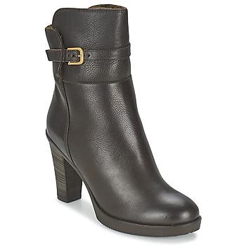 Zapatos Mujer Botines Fred de la Bretoniere COEVORDEN Marrón