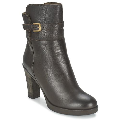 Los últimos zapatos de descuento para hombres y mujeres Zapatos especiales Fred de la Bretoniere COEVORDEN Marrón
