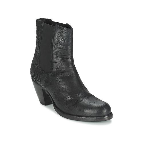 Casual salvaje Zapatos Bretoniere especiales Fred de la Bretoniere Zapatos ALMERE Negro 5d5993