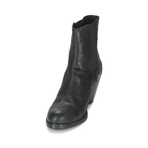 Zapatos Fred La Negro Mujer Botines Almere De Bretoniere 1cTlF3uKJ5