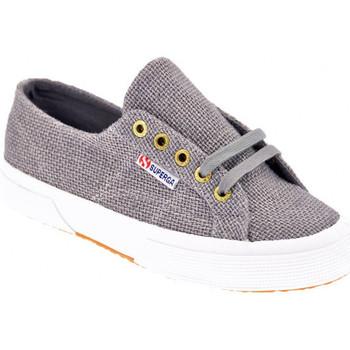 Zapatos Mujer Zapatillas bajas Superga  Gris