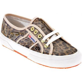 Zapatos Mujer Zapatillas bajas Superga  Marrón