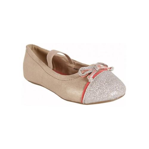 Zapatos Niña Bailarinas-manoletinas Flower Girl 220802-B4600 Beige