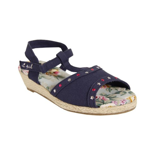 Zapatos Niña Sandalias Flower Girl 221223-B4600 Rosa