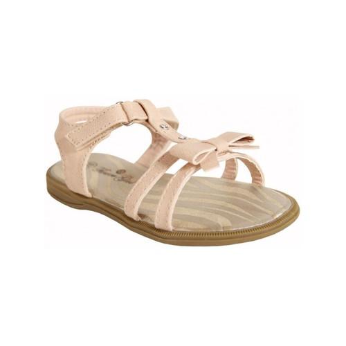 Zapatos Niña Sandalias Flower Girl 221300-B2040 Beige