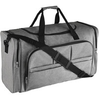 Bolsos Bolso de viaje Sols WEEKEND TRAVEL Gris