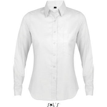 textil Mujer camisas Sols BUSINESS WOMEN Blanco