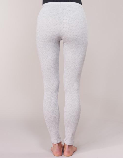 Textil Damart Fancy 5 Grade Leggings Gris Knit Mujer F1clJK