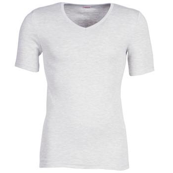Ropa interior Hombre Camiseta interior Damart CLASSIC GRADE 3 Gris