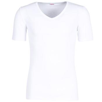 Ropa interior Hombre Camiseta interior Damart CLASSIC GRADE 3 Blanco
