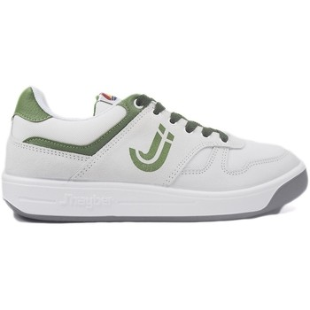 Zapatos Hombre Fitness / Training J´hayber Zapatillas J´Hayber New Match Blanco-Verde Verde