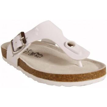 Zapatos Niños Sandalias Happy Bee B604951-B2656 Blanco