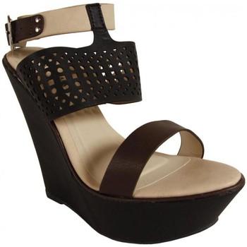 Zapatos Mujer Sandalias Top Way B703200-B7200 Negro
