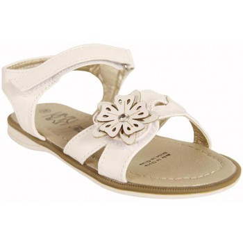 Zapatos Niña Sandalias Flower Girl 241180-B2040 Blanco