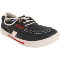 Zapatos Niño Zapatos náuticos New Teen 246472-B4600 Azul