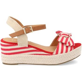 Zapatos Mujer Alpargatas Clowse 9R86 Rojo