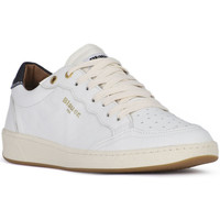 Zapatos Hombre Zapatillas bajas Blauer MURRAY WHITE Bianco
