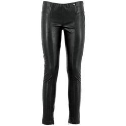 textil Mujer Leggings Café Noir CAF-RRR-JP265-010 Nero