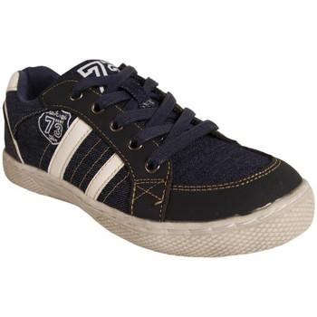 Zapatos Niño Zapatillas bajas New Teen 242593-B5300 Azul