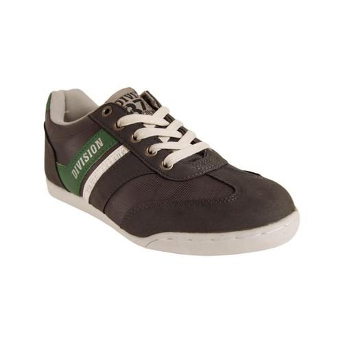 Zapatos Niño Zapatillas bajas New Teen 219893-B530 Gris