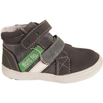 Zapatos Niño Zapatillas altas New Teen 222462-B1080 Azul