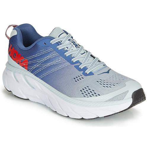Hoka one one CLIFTON 6 Azul - Envío gratis | ! - Zapatos Running / trail Mujer