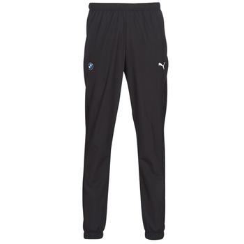 textil Hombre Pantalones de chándal Puma BMW MMS WOVEN PANTS Negro
