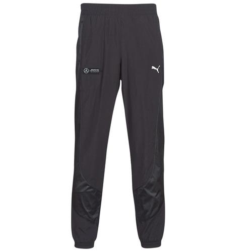 textil Hombre Pantalones de chándal Puma MAPM STREET WOVEN PANTS MERCEDES Negro