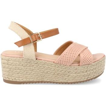 Zapatos Mujer Alpargatas Clowse 9R88 Rosa