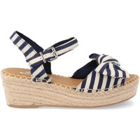 Zapatos Mujer Alpargatas Amy Y288-58 Marino