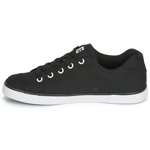 Dc Shoes Chelsea Tx Negro / Blanco - Envío Gratis Zapatos De Skate Mujer 64